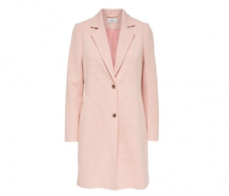 Only - Carrie Mel Coat / Rosa