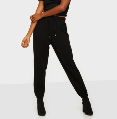 Only - Onlscarlet pant / Black