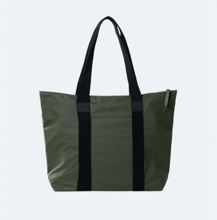 Rains - Tote Bag / Green