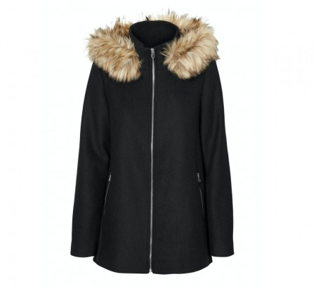 Vero Moda - Collaryork wool jacket / Black
