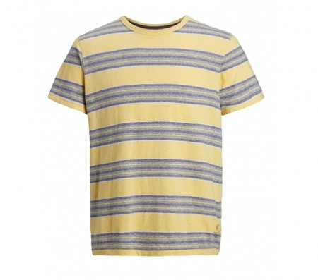Jack & Jones - Damon tee ss / Gul