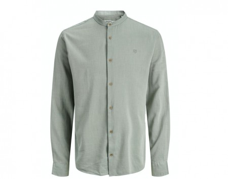 Jack & Jones Blabaker band shirt / Agave green