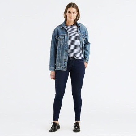 Levis  - Innovation Super Skinny / High Society