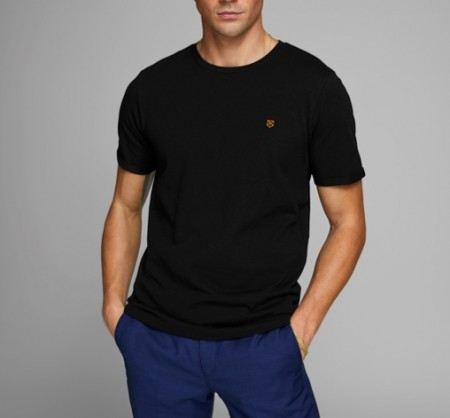 Jack & Jones - Blahardy tee / Sort