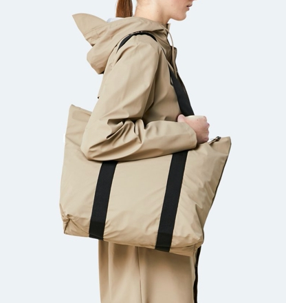 Rains - Tote Bag / Beige