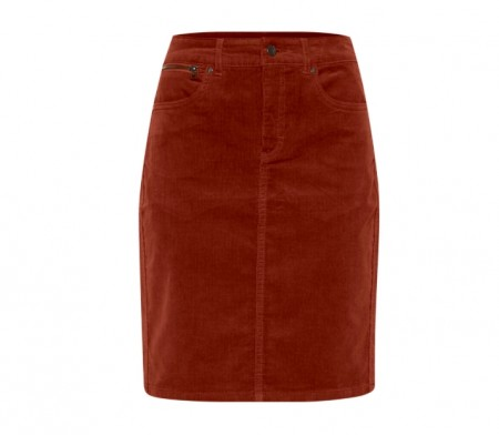 Fransa - Frmacord 2 Skirt / Barn red