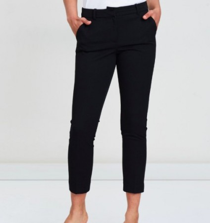 Only - Stella 4way strech pant / sort