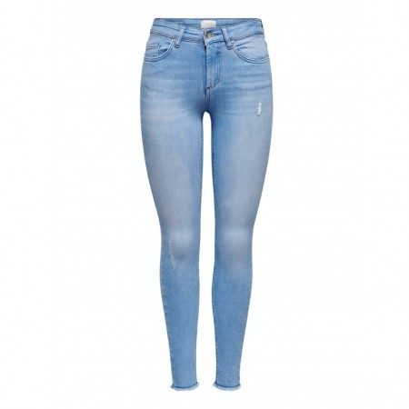 Only - Onlblush life / Light blue denim