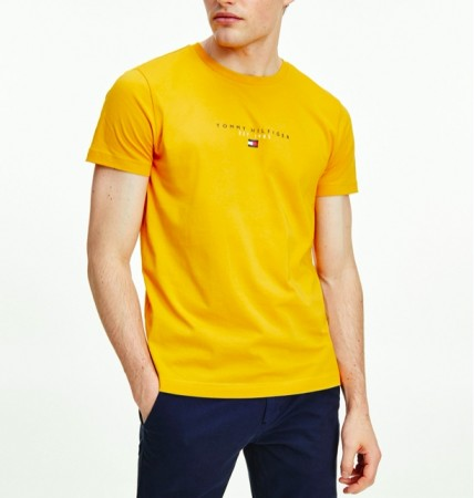 Tommy Hilfiger - Essential Tommy Tee / Yellow