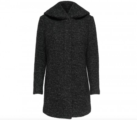 Only - Sedona boucle wool coat