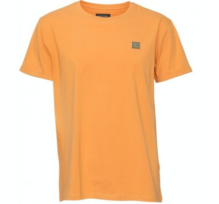 Clean cut Copenhagen - Basic organisk tee / Pale orange
