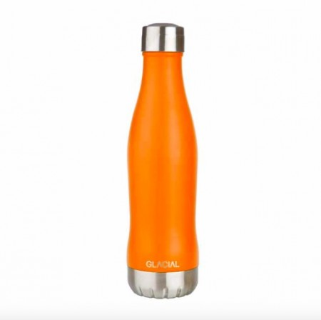Glacial - Mat Orange 400ml