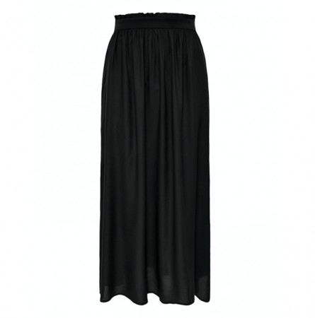 Only - Venedig long skirt / Black