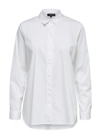 Selected Femme - Fori zip shirt