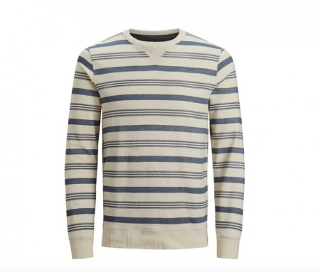 Jack & Jones - Russel sweat / Off white