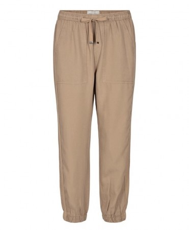 Freequent - Cubi Ankle Pant / sand
