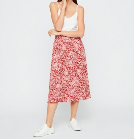 Pieces - Angilica midi skirt