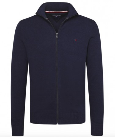 Tommy Hilfiger - Pima Cotton Cashmere Zip 031