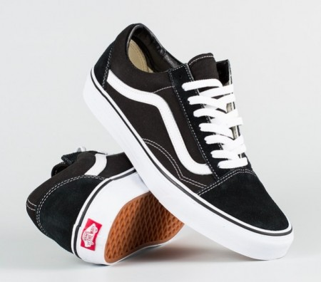 Vans - Old Skool Balck/white