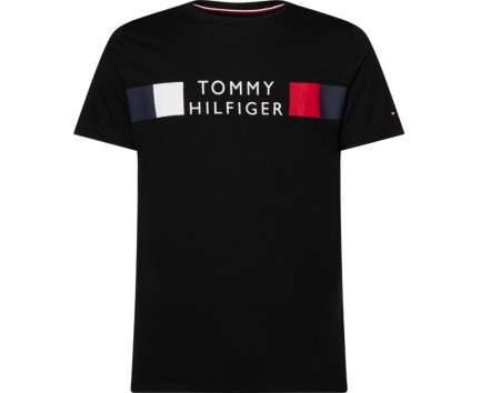Tommy Hilfiger - Rbw stripe / Sort