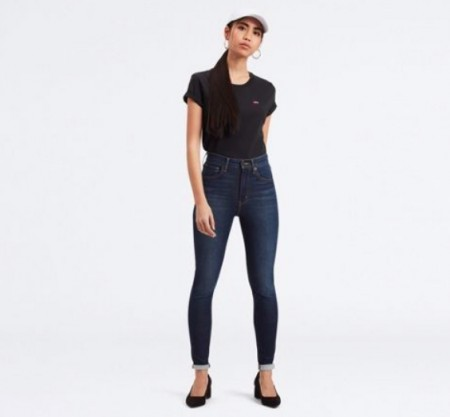 Levis - Mile high super skinny - On The Rise