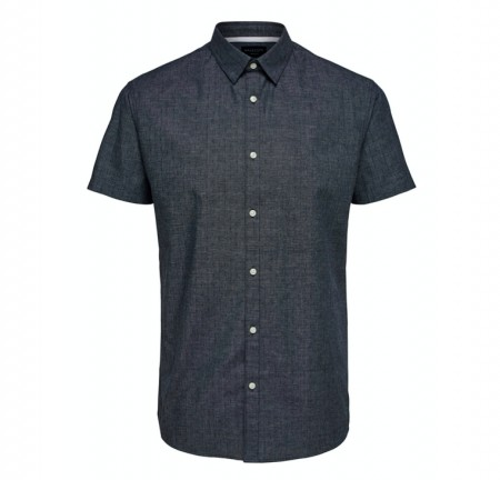 Selected Homme - Slimdixon shirt ss
