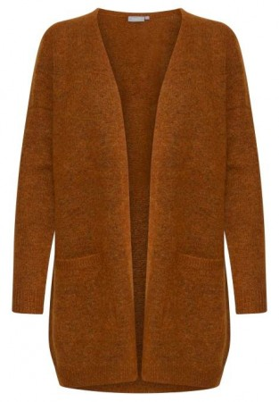 Fransa - Fremally 1 Cardigan / rust