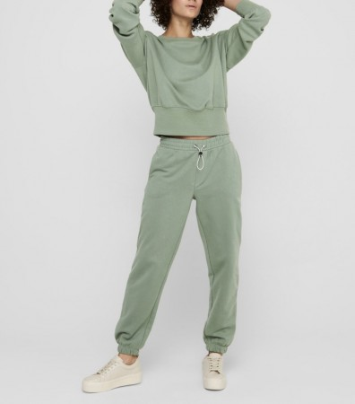 Only - Onlgia Long Pant Swt / Sea spray