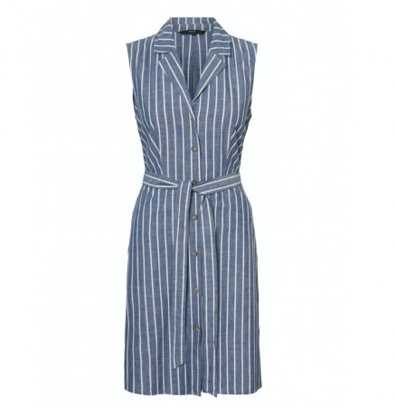 Vero Moda - Sandy button dress