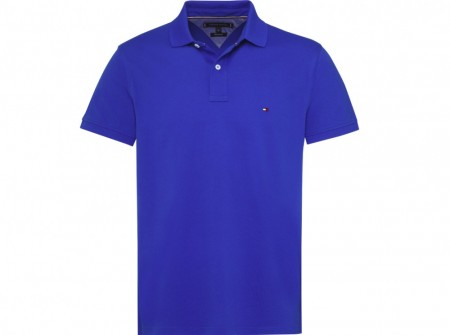 Tommy Hilfiger - Regular Polo 436 / Blå