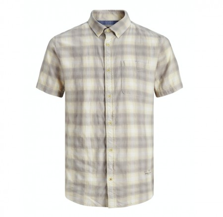 Jack & Jones - Bluhunter shirt / Light grey