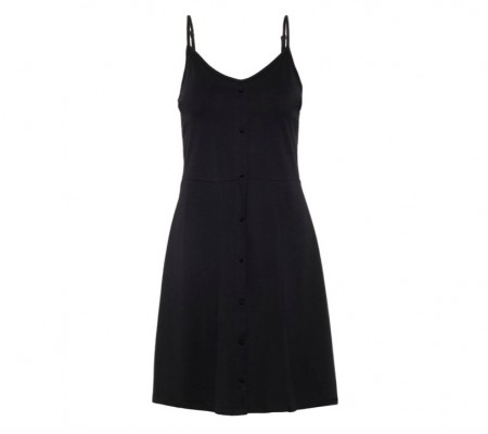 Vero Moda - Adrianne singlet dress / Sort