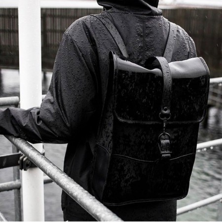 Rains backpack large / Black
