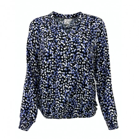 2-Biz - Anke blouse / Blue