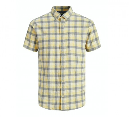 Jack & Jones - Bluhunter shirt / Peer sorbet