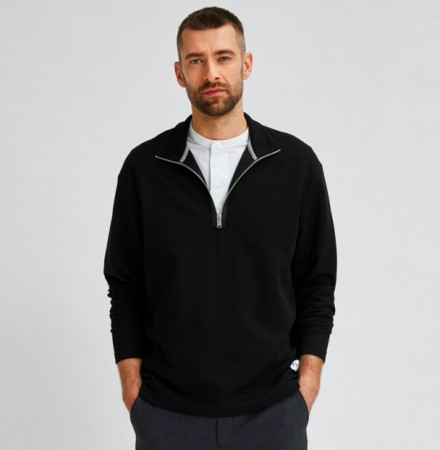 Selected Homme - Relaxdrew high neck