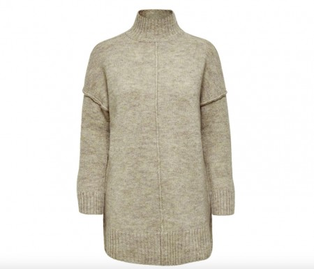 Only - Elaina long pullover / Sand