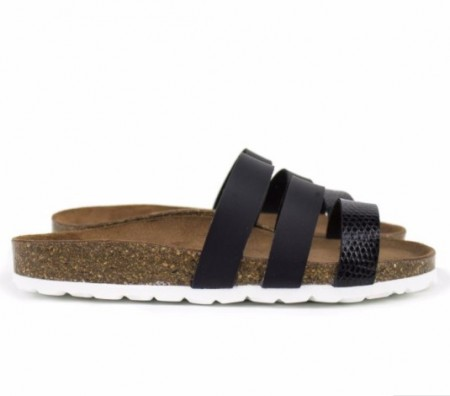 Dixie - Taimi Sandals / Black