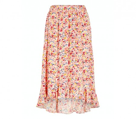 Pieces - Mayrin midi skirtmisty
