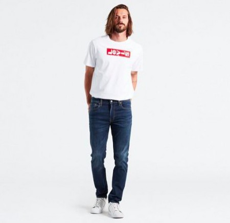 Levis - 512 Slim Taper fit adriatic adapt