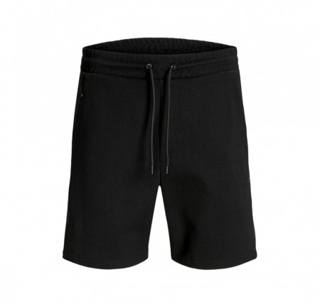 Jack & Jones - Clean Sweat Shorts / sort
