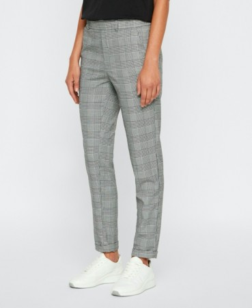 Vero Moda - Maya mr loose check pant
