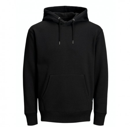 Jack & Jones - Jjesoft Sweat Hood / Black