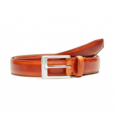 Selected Homme - Fillip formal belt / Brun