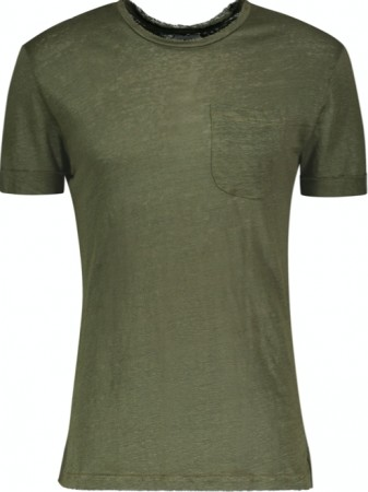 Urban Pioneers - Elliot ss tee / Green