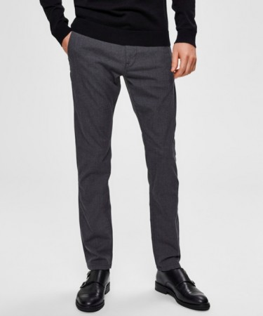 Selected Homme - Slim storm flex pant