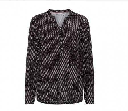 Fransa - Campa shirt / Black dots