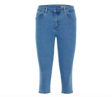 Vero Moda - Hot seven knickers / lys denim