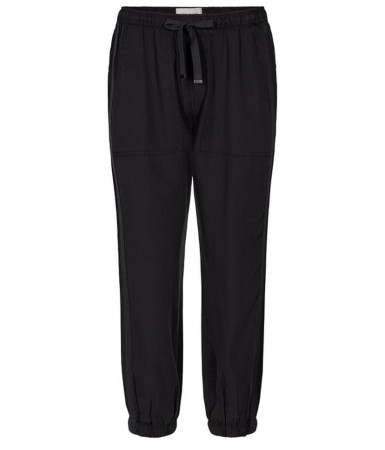 Freequent - Cubi Ankle Pant / black