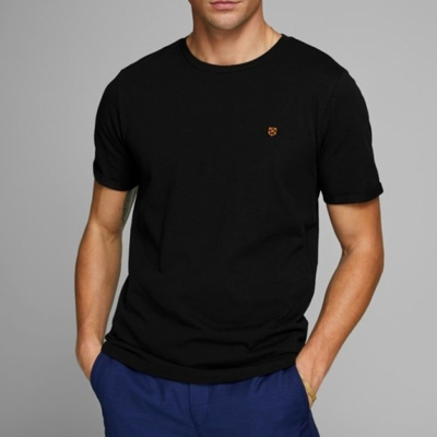 Jack & Jones - blahardy tee / Black